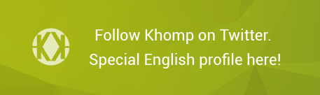 follow Khomp on Twitter
