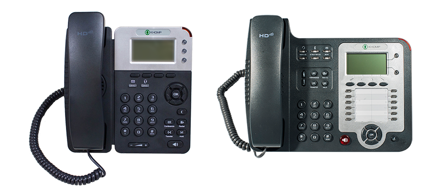 IP Phones Khomp