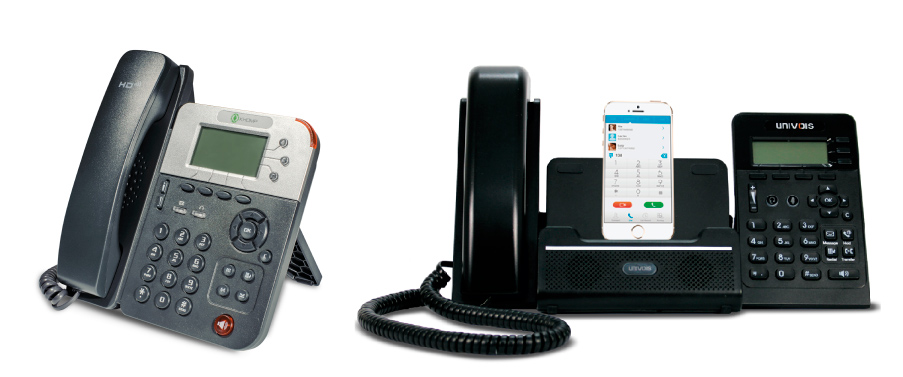 Telefones IP Khomp