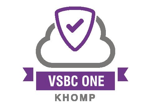 KHOMP VSBC ONE