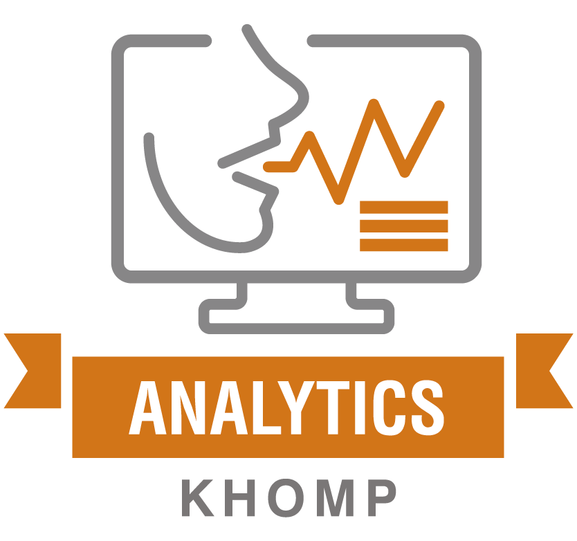Analytics Khomp - VSBC ONE KHOMP