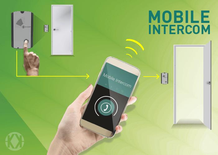 Khomp Intercomunicador Mobile Intercom