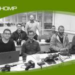 Turma treinamentos Khomp 2018