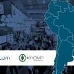 Khomp FUTURECOM 2018