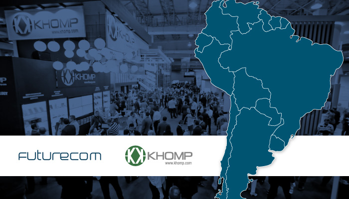 Khomp FUTURECOM 2018