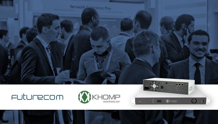 Khomp no Futurecom 2018: oportunidades de negócio para operadoras