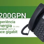 IPS 200 GPN telefones ip da khomp