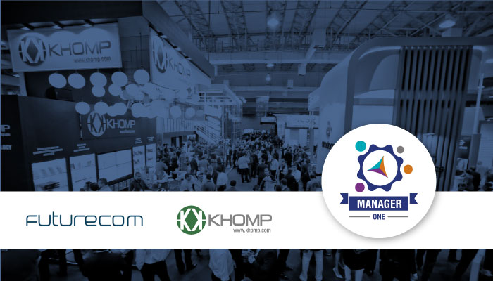 Discover how Manager One Khomp intelligence to contact center operations