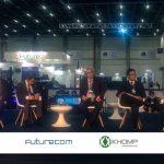 Cobertura Futurecom - sinal 5G no Brasil