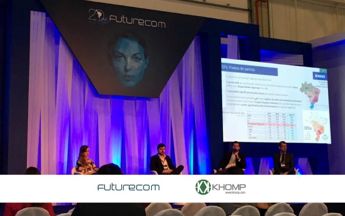 Futurecom 2018: Abrint traz painel sobre financiamento para ISPs
