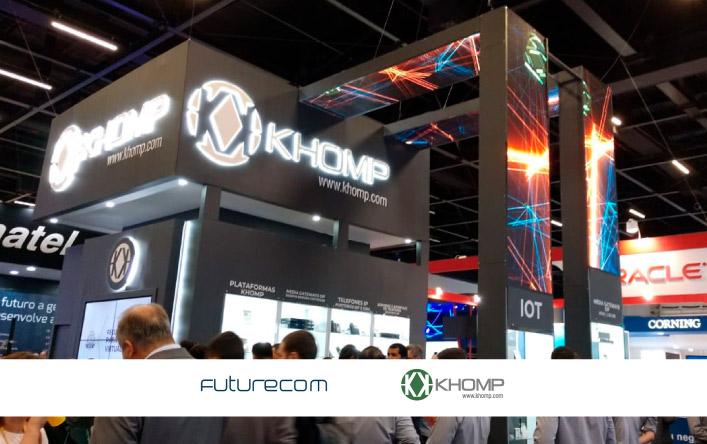 Futurecom 2018: missão cumprida!