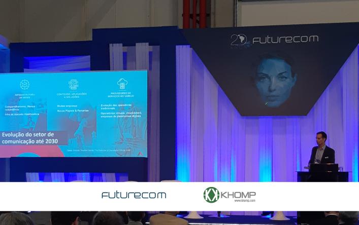 Futurecom 2018: redes para IoT - sua infraestrutura está preparada?
