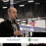 Ricardo Alexandre Vieira Khomp apresenta as vantagens do LTE (4G)