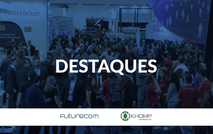 destaques do Futurecom 2018