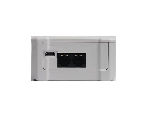 Vista frontal Endpoint LoRa/IEEE 802.15.4