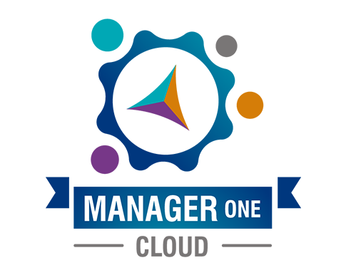 Manager One Cloud Logo