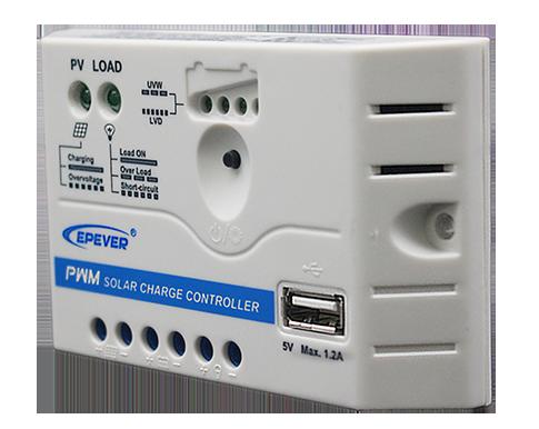 PWM load controller Side - IoT Khomp