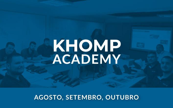 Khomp Academy - Proximo trimestre