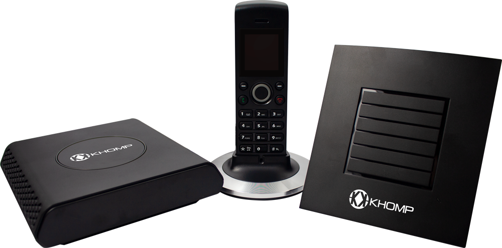 Pack KDECT - Post DECT ou Wi-FI