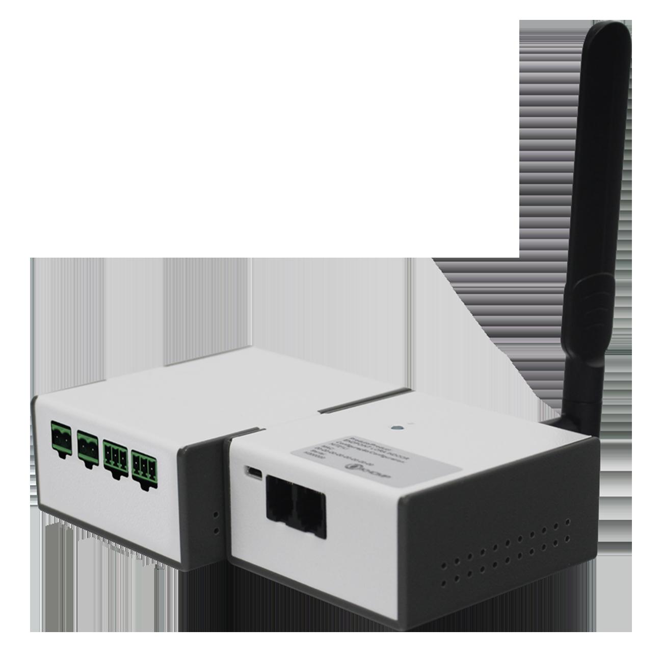 Endpoint LoRa e Extensão R102 - IoT Khomp + Everynet
