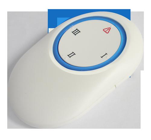 NIT 502G-ZI - Controle Remoto IoT Khomp