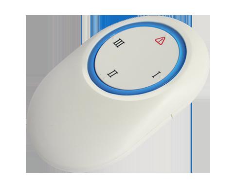 Controle Remoto 4 botões IoT Khomp