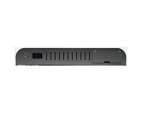 UMG µServer - Vista frontal - Khomp