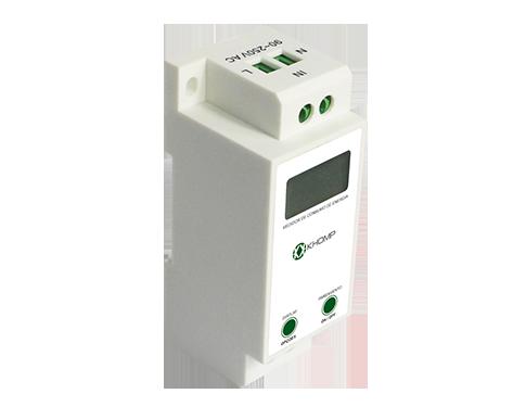 Panel Power Meter and Actuator IoT Khomp