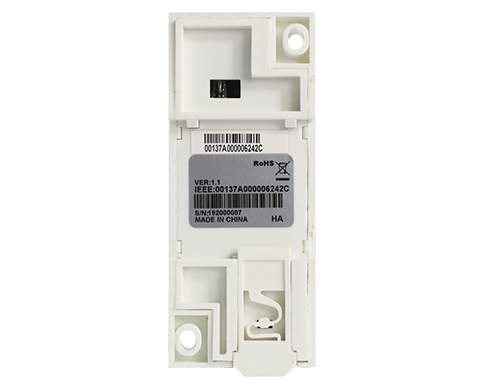 Rear View - Panel Power Meter and Actuator IoT Khomp