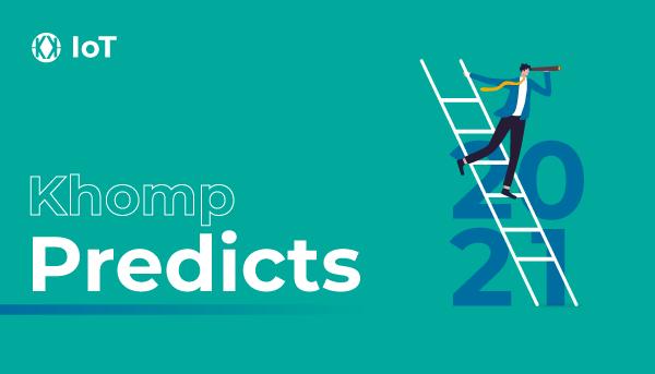 Blog Khomp - Predicts IoT
