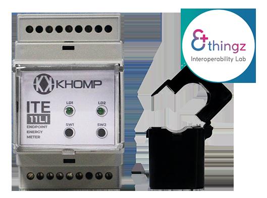 ITE Perfil com TC - IoT Khomp