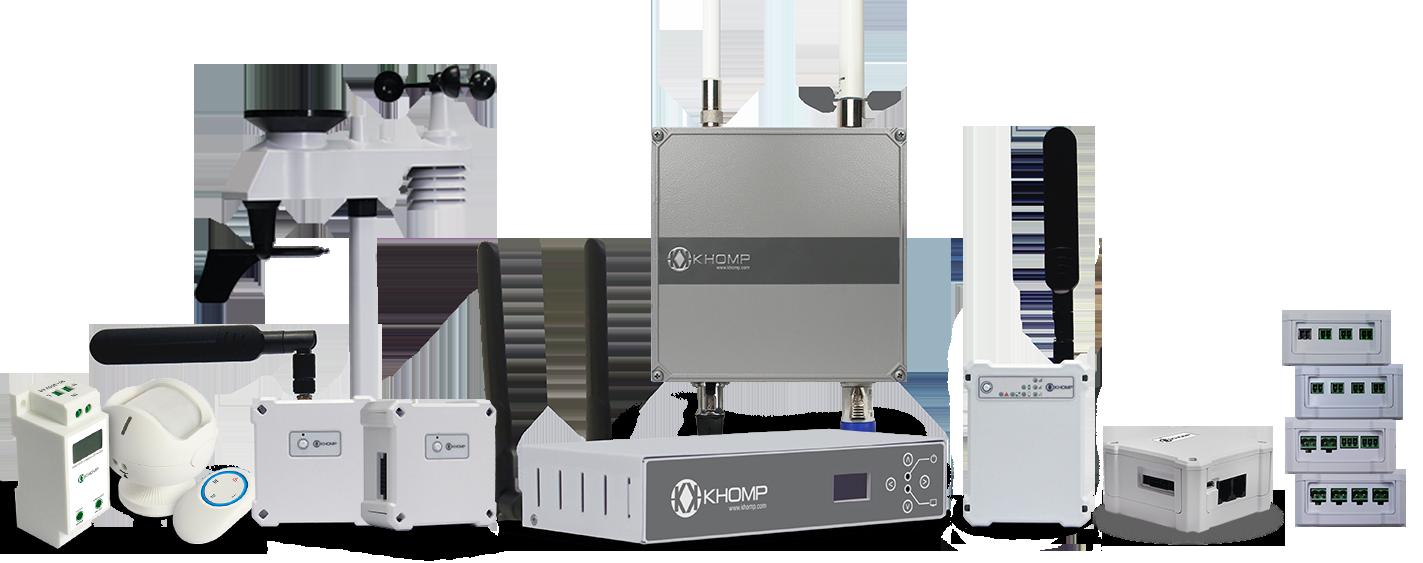 IoT Khomp - Product Pack